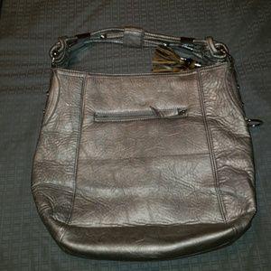Cute silver bag